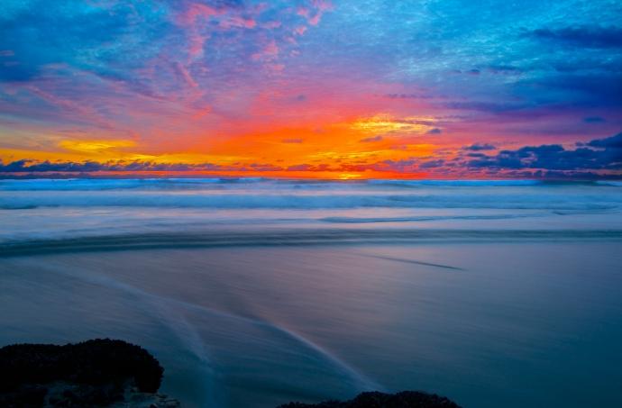 Swamis Beach, Encinitas CA