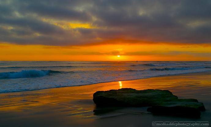 Swami's Beach, Encinitas, CA