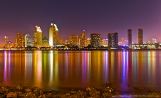 Reflections of San Diego