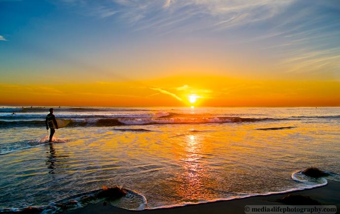 Swamis, Beach, CA